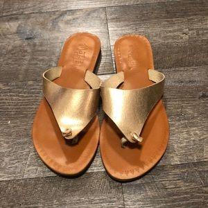 Mad Love flip flops